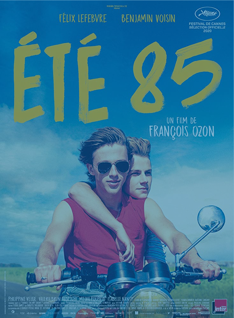 Eté 85 preselected for the International Feature Film Oscar 2021